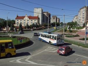 Skoda-14Tr №103 на маршруті №8