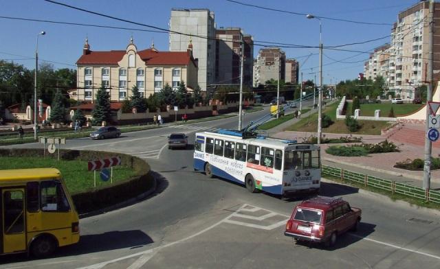 Škoda 14Tr №103 на маршруті №8