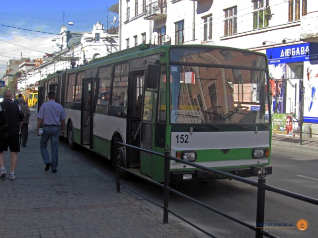 Skoda-15Tr №152