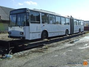 Тролейбус «Skoda 15Tr»